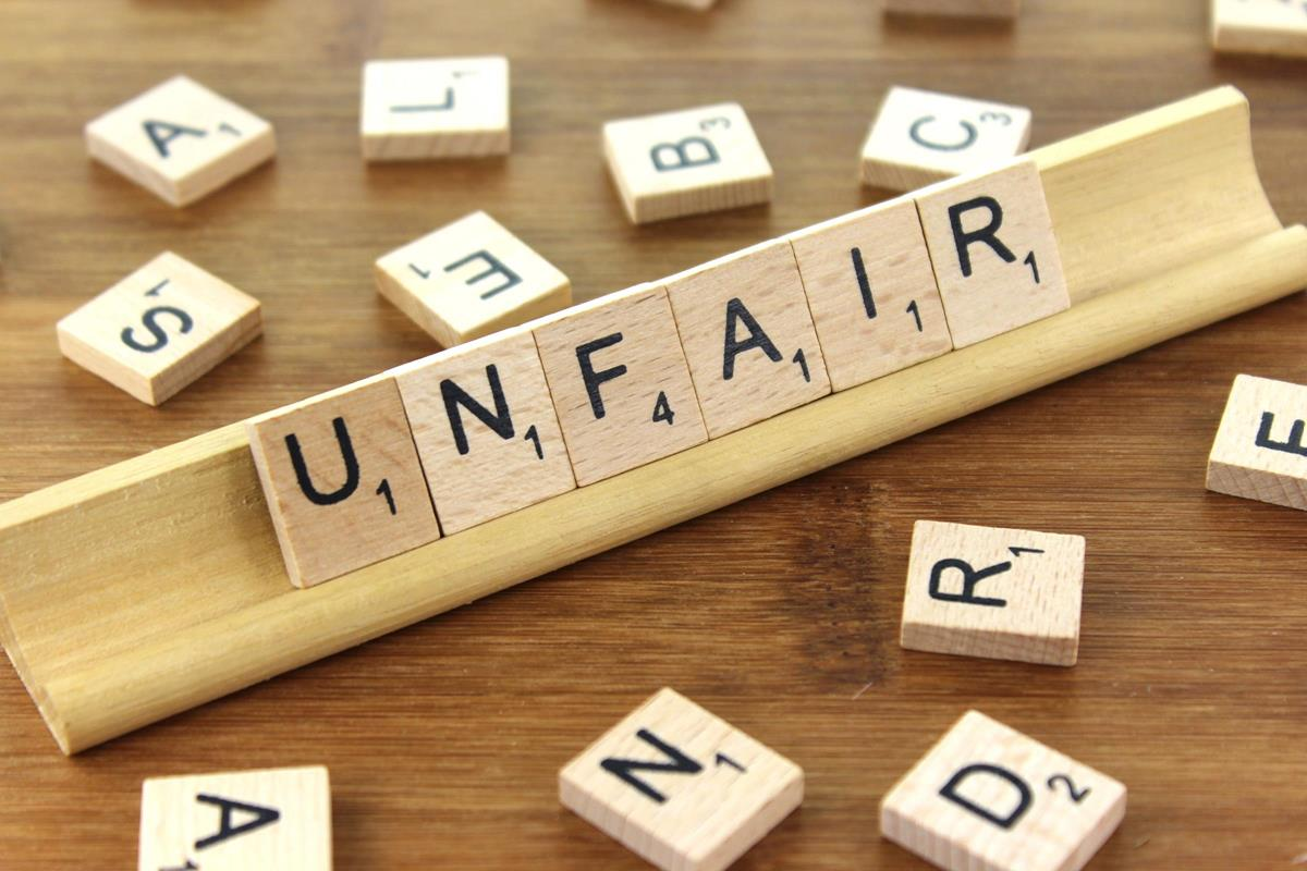 governement unfair contract